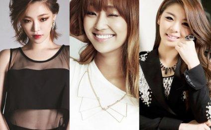 The Korean music world in