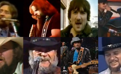 Top 10 Outlaw Country Songs