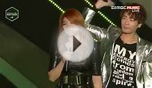 134 Ailee - Top 10 Artists @ 2013 Melon Music Awards